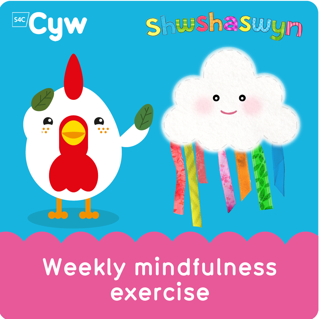 Weekly mindfulness exercise