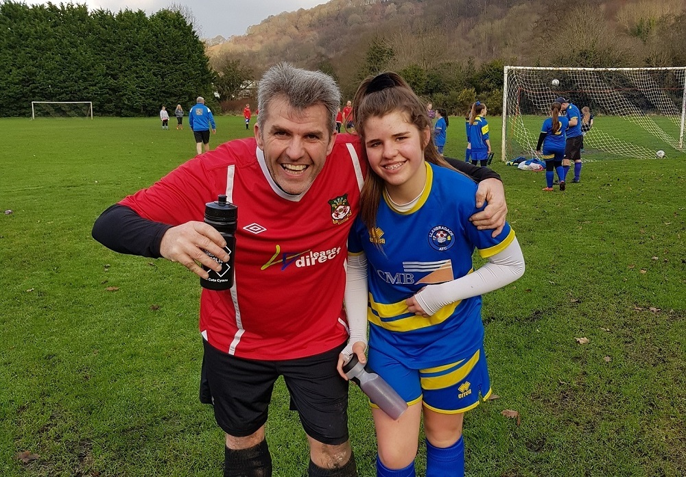 ​Six Nations signals a year of drastic change for Caerphilly father