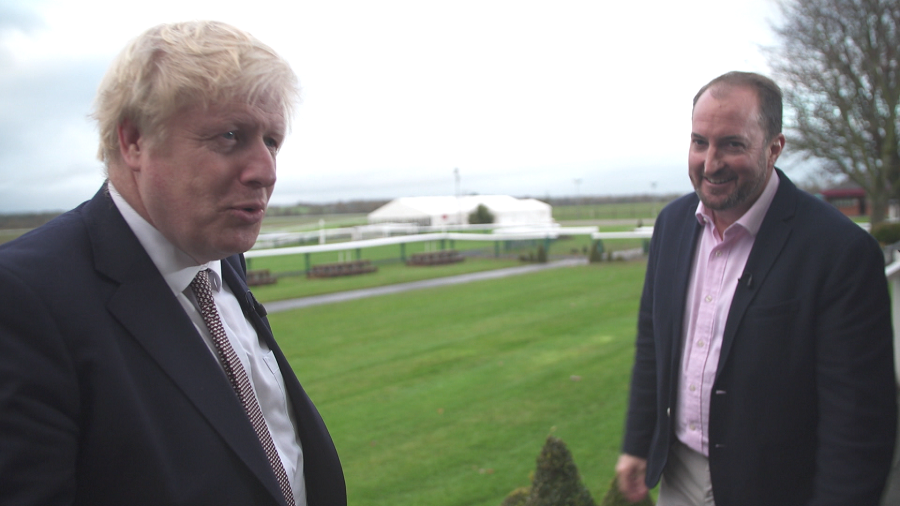 "​""Mr Nice Guy?"" – Guto Harri's interview with Boris ahead of the General Election"