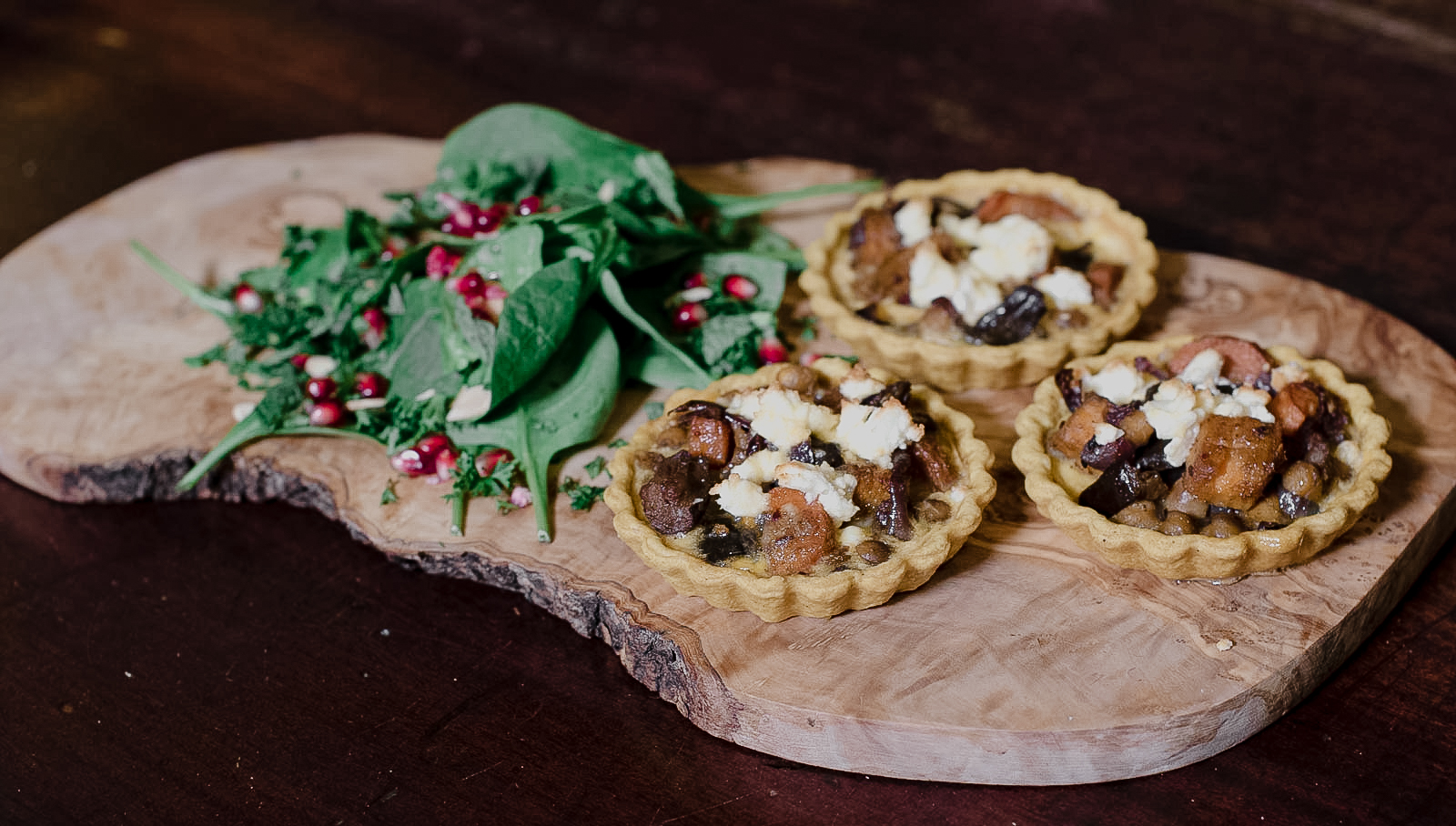 Moroccan Tartlets