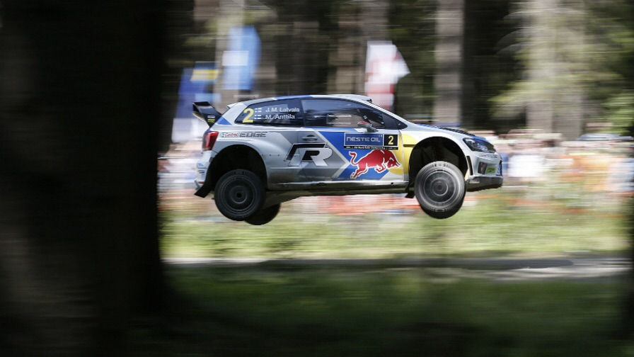 Finland Rally on Ralio