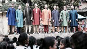 Only Men Aloud yn Bollywood