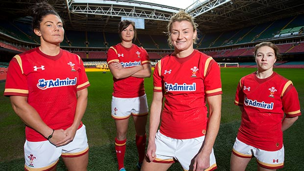 6 Nations: Wales Women's First try against France