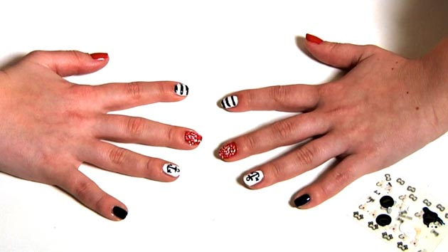 How to - nail art