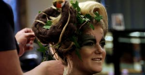 High fashion hair - Avant Garde