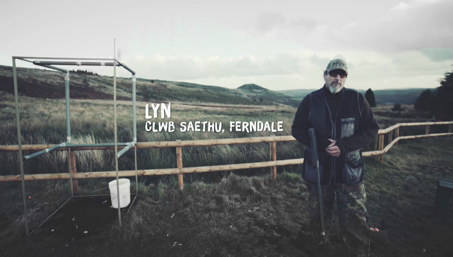 Lyn Davies - Ferndale Shooting Club