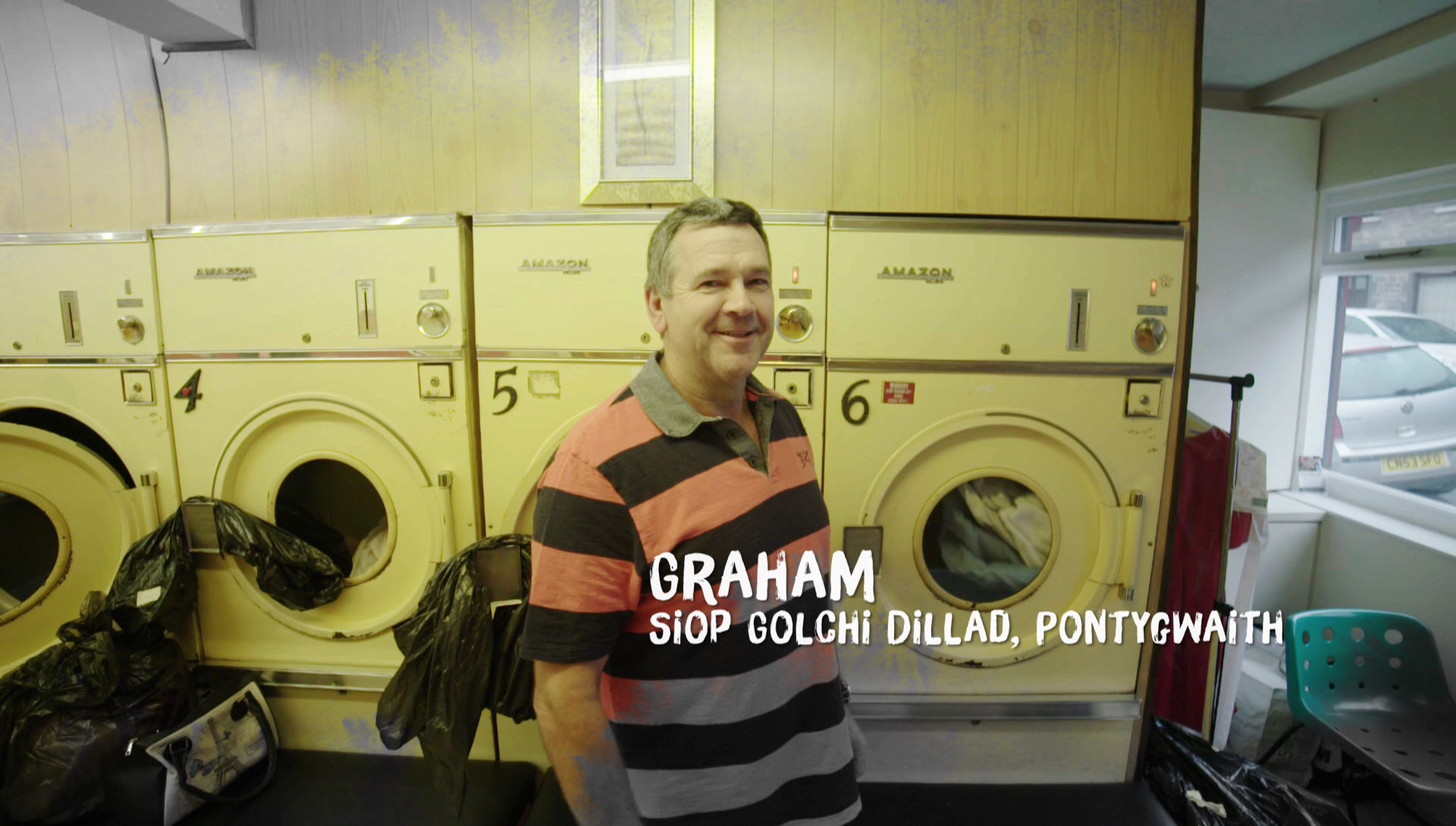 Graham Hicks - Launderette